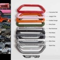 GP-Grip handle color all aluminum Jeep