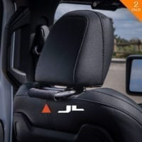 GP Jeep Wrangler JL headrest passenger grab handle