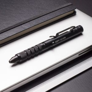 GP 1945 Bolt Action Pen black lite